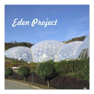 Eden Project Custom Announcement