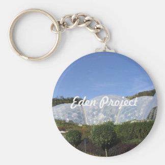 Eden Project Key Chains