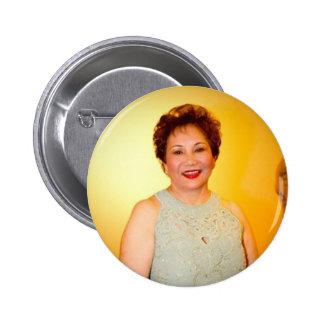 Eden s 70th birthday button