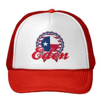 Eden, TX Mesh Hat