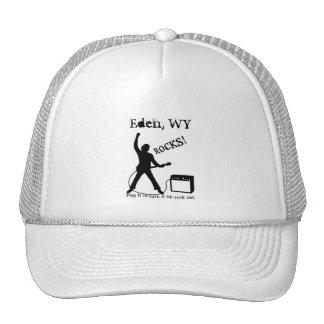 Eden, WY Mesh Hat