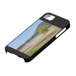 Edersee at the deer brook iPhone 5 case