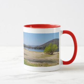 Edersee at the deer brook mug