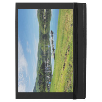 "Edersee bay with separate iPad pro 12.9"" case"