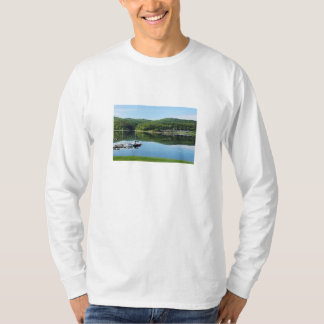 Edersee bay with separate T-Shirt