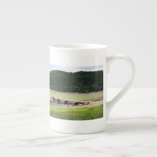 Edersee bridge of Asel Tea Cup