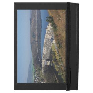 Edersee concrete dam in the spring