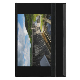 Edersee concrete dam with closed forest-hits a iPad mini case