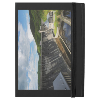 "Edersee concrete dam with closed forest-hits a iPad pro 12.9"" case"
