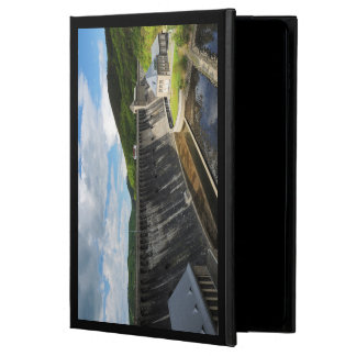 Edersee concrete dam with closed forest-hits a powis iPad air 2 case