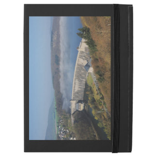 "Edersee concrete dam with fog iPad pro 12.9"" case"
