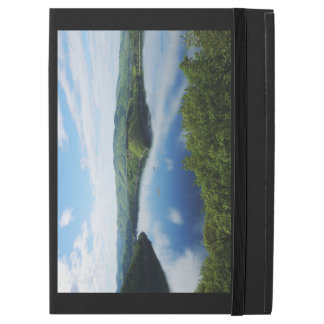 "Edersee prospect of closed forest-hits a corner iPad pro 12.9"" case"