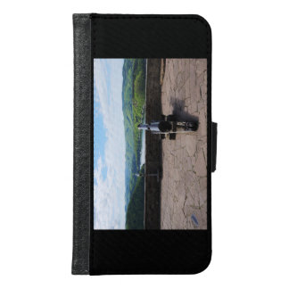 Edersee prospect of closed forest-hits a corner samsung galaxy s6 wallet case