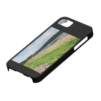 Edersee village place of Berich iPhone 5 Case