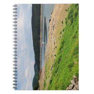 Edersee village place of Berich Notebook