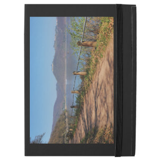 "Edersee with lock forest-hit a corner iPad pro 12.9"" case"