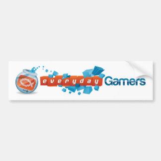EDG Sticker #1 Bumper Sticker