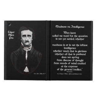 Edgar Alan Poe Cover For iPad Air