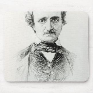 Edgar Allan Poe  1907 Mouse Pad