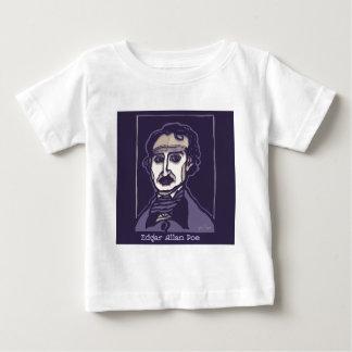 Edgar Allan Poe by FacePrints Baby T-Shirt