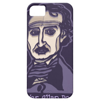 Edgar Allan Poe by FacePrints Case For The iPhone 5