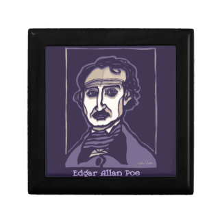 Edgar Allan Poe by FacePrints Gift Box