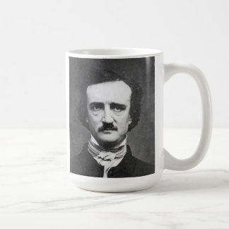 Edgar Allan Poe Coffee Cup
