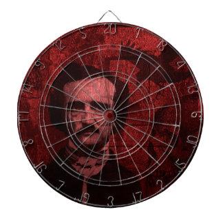 Edgar Allan Poe Dart Boards