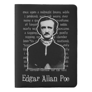 Edgar Allan Poe Extra Large Moleskine Notebook