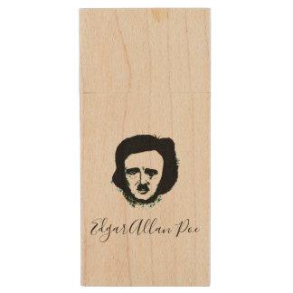 Edgar Allan Poe Flash Drive