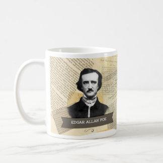 Edgar Allan Poe Historical Mug