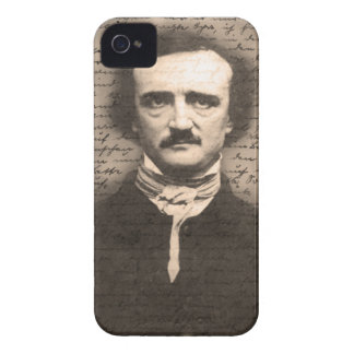 Edgar Allan Poe iPhone 4 Cover