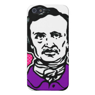 Edgar Allan Poe iPhone 5 Case