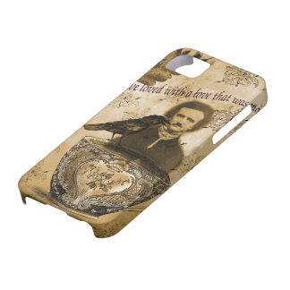 Edgar Allan Poe iPhone 5 Covers