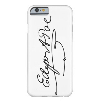 Edgar Allan Poe iPhone 6 Case