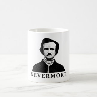 Edgar Allan Poe - Nevermore Coffee Mug
