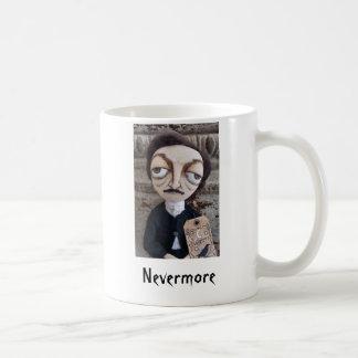 Edgar Allan Poe Nevermore Mug