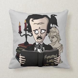 'Edgar Allan Poe' Pillow