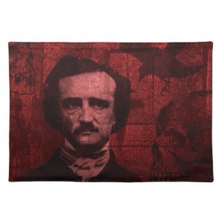 Edgar Allan Poe Placemat