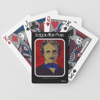 'Edgar Allan Poe' Playing Cards