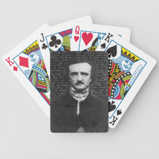 Edgar Allan Poe Poker Deck