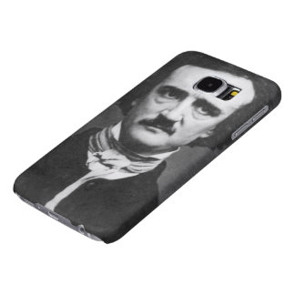 Edgar Allan Poe Portrait Samsung Galaxy S6 Cases