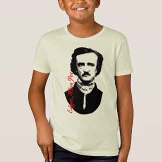 Edgar Allan Poe Portrait T-shirts, Hoodies