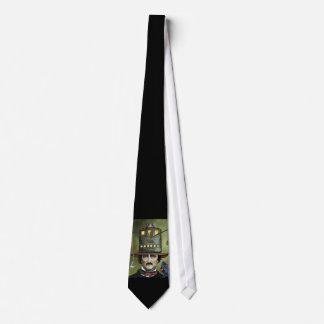 Edgar Allan Poe Tie