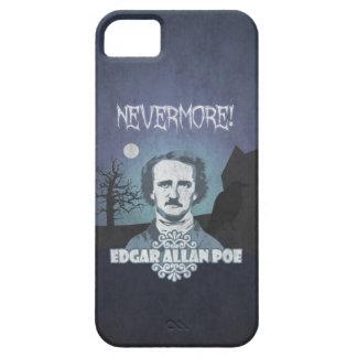 Edgar Allan Poe's Nevermore iPhone 5 Cover