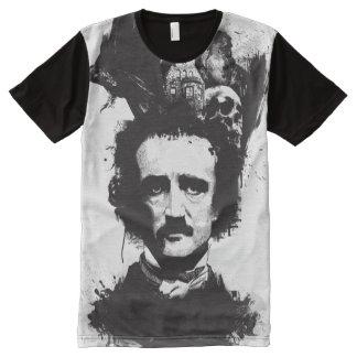 Edgar Allen Poe All-Over Print All-Over Print T-Shirt