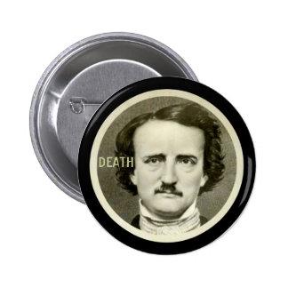 Edgar Allen Poe Pin