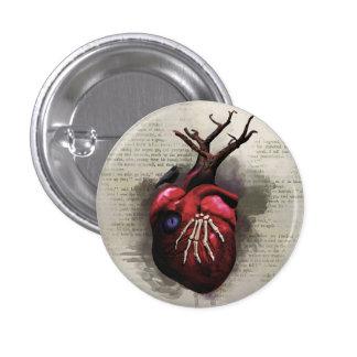 Edgar Allen Poe button