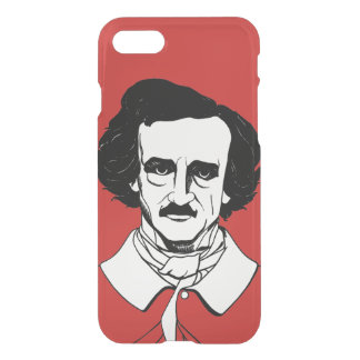 Edgar Allen Poe iPhone 7 Cover