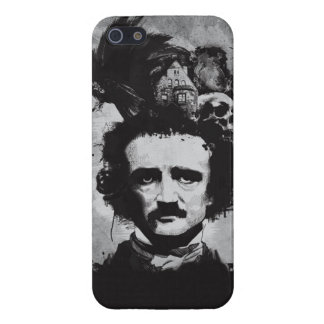 Edgar Allen Poe iPhone Case iPhone 5 Covers